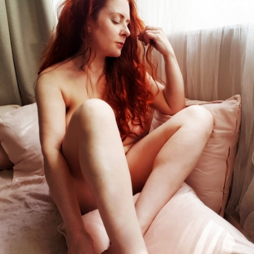 british redhead escort london