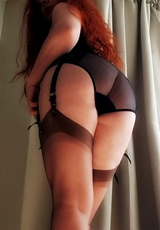 redhead escort london